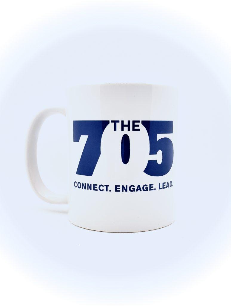 The 705 Coffee Mug